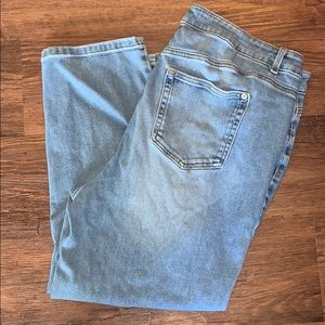 Addition Elle slim straight jeans size 20